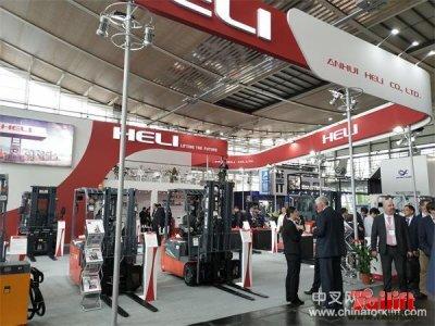 中国叉车竞争扩至海外市场 加强